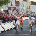 Finish sequence of Tour Series