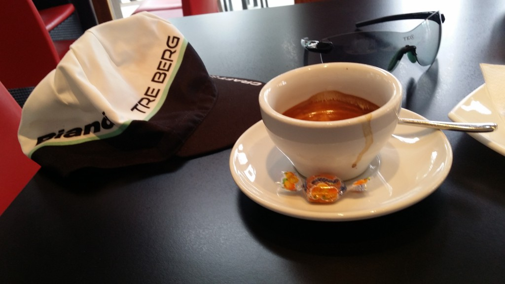 Cafe doppio