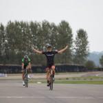 Training Race at  motor circuit of Falkenberg