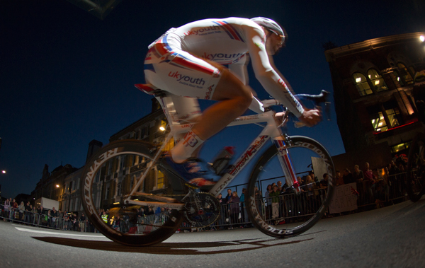 London Nocturne 2012, finished 3rd